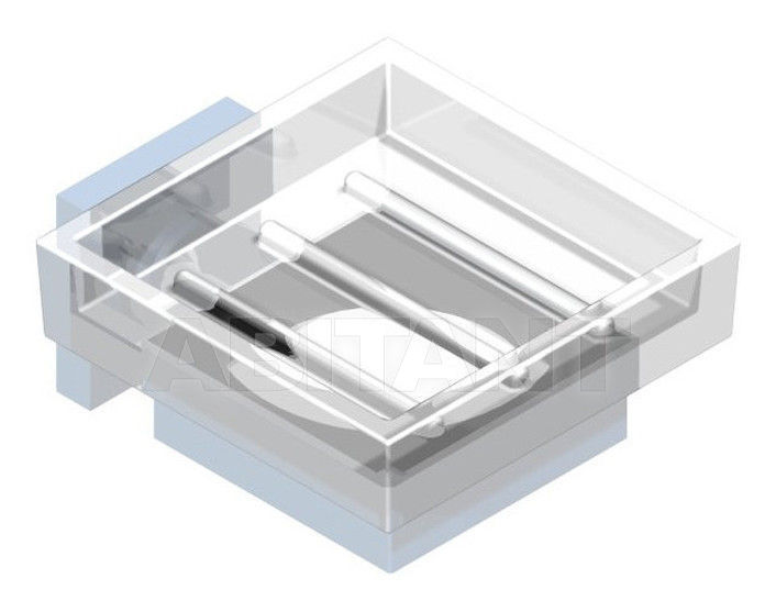 Купить Мыльница THG Bathroom A6G.500 Profil Lalique clear crystal
