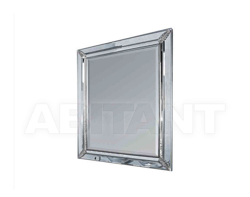 Купить Зеркало настенное Vaccari International Gli Specchi Di Alice 1 3 2 1