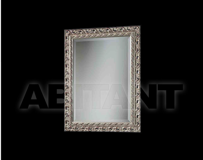 Купить Зеркало настенное GIULIACASA By Vaccari International Gli Specchi Di Alice 1 4 1 2