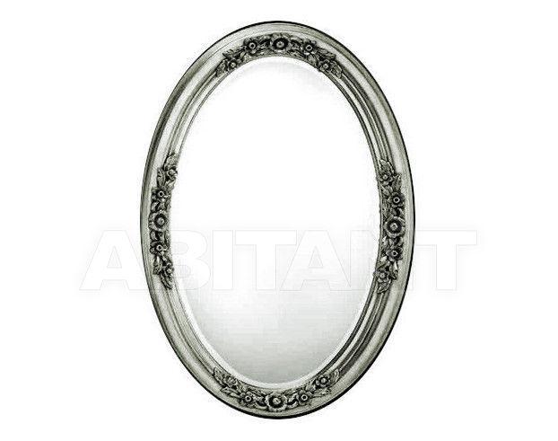 Купить Зеркало настенное Vaccari International Gli Specchi Di Alice 1 6 1 1 argento