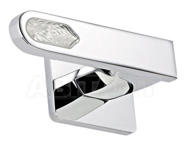 Купить Вентиль THG Bathroom A6H.35/C Profil Lalique clear crystal with lever
