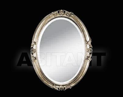 Купить Зеркало настенное Vaccari International Gli Specchi Di Alice 1 6 5 0 argento