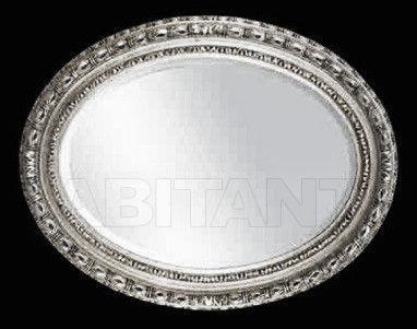 Купить Зеркало настенное GIULIACASA By Vaccari International Gli Specchi Di Alice 1 6 6 0 argento
