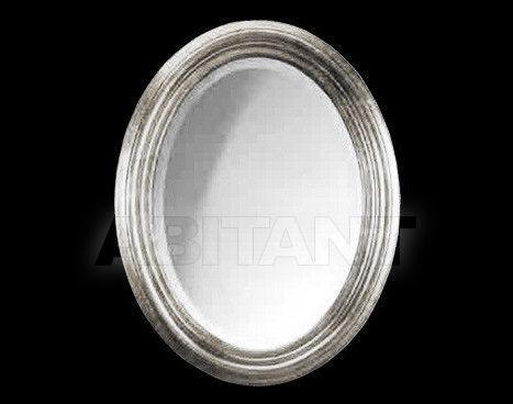 Купить Зеркало настенное GIULIACASA By Vaccari International Gli Specchi Di Alice 1 7 1 0 argento