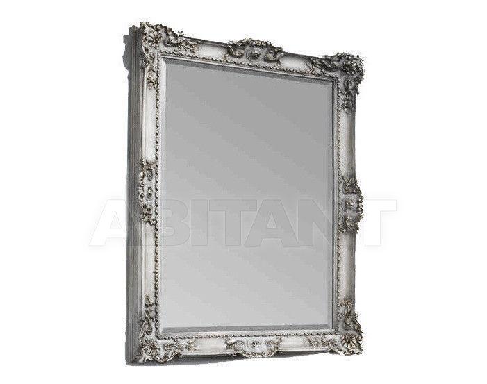 Купить Зеркало настенное Vaccari International Gli Specchi Di Alice 1 2 3 0 argento,