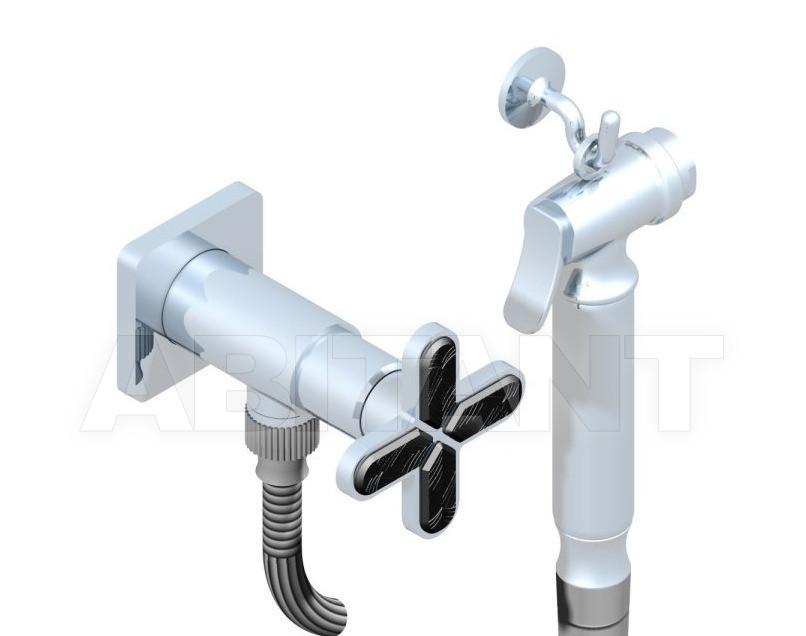 Купить Гигиенический душ THG Bathroom A6L.5840/8 Profil Lalique black crystal