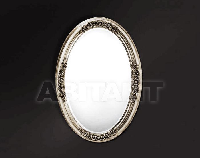 Купить Зеркало настенное Vaccari International Gli Specchi Di Alice 1 6 1 0 argento