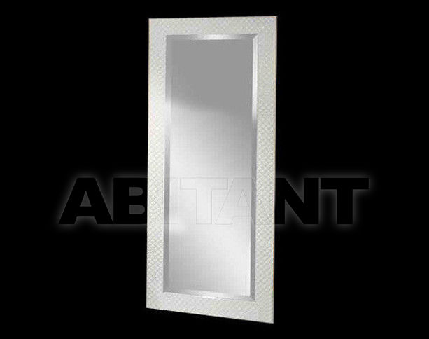 Купить Зеркало настенное Vaccari International Gli Specchi Di Alice 1 7 4 1 White