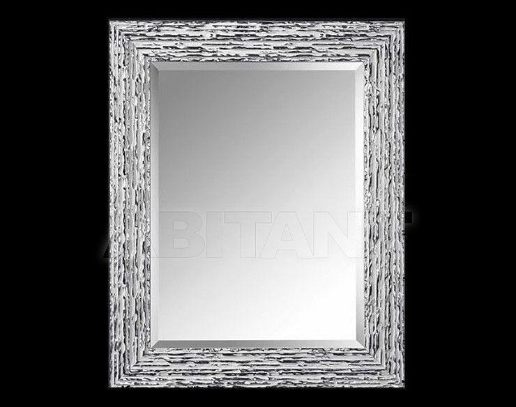 Купить Зеркало настенное GIULIACASA By Vaccari International Gli Specchi Di Alice 1 7 5 2 argento