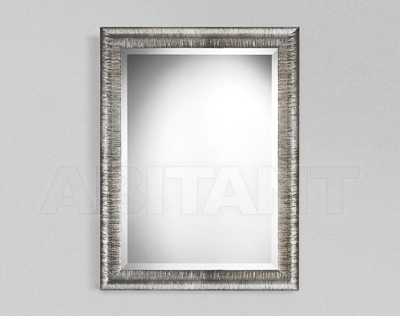 Купить Зеркало настенное Vaccari International Gli Specchi Di Alice 1 8 6 1 argento