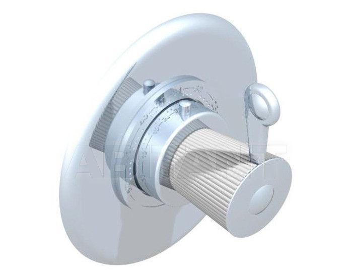 Купить Смеситель термостатический THG Bathroom 3D.15EN16EM Bagatelle cristal with lever