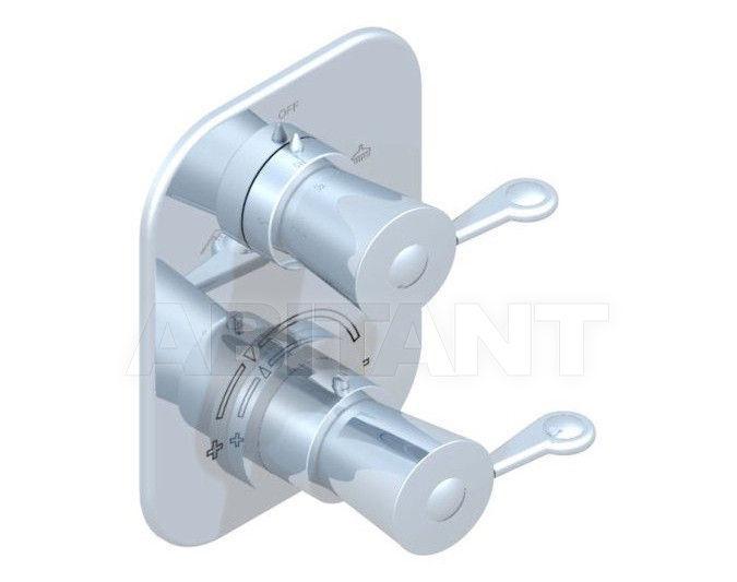 Купить Смеситель термостатический THG Bathroom U3B.5500B Bagatelle metal with lever