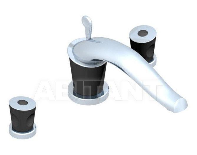 Купить Смеситель для раковины THG Bathroom U3E.25SG Bagatelle black stone