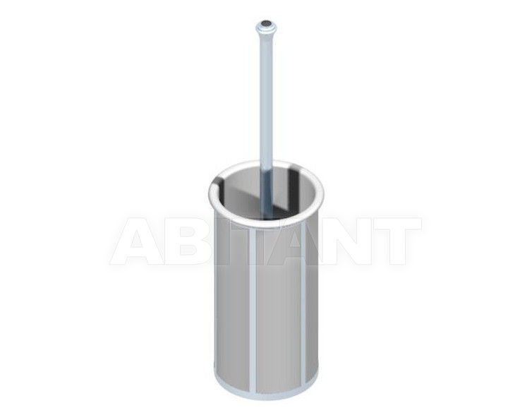Купить Щетка для туалета THG Bathroom U3E.4700BP Bagatelle black stone