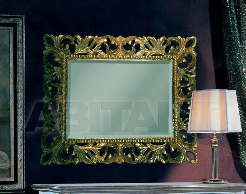 Купить Зеркало настенное GIULIACASA By Vaccari International Romantiche Atmosfere 729