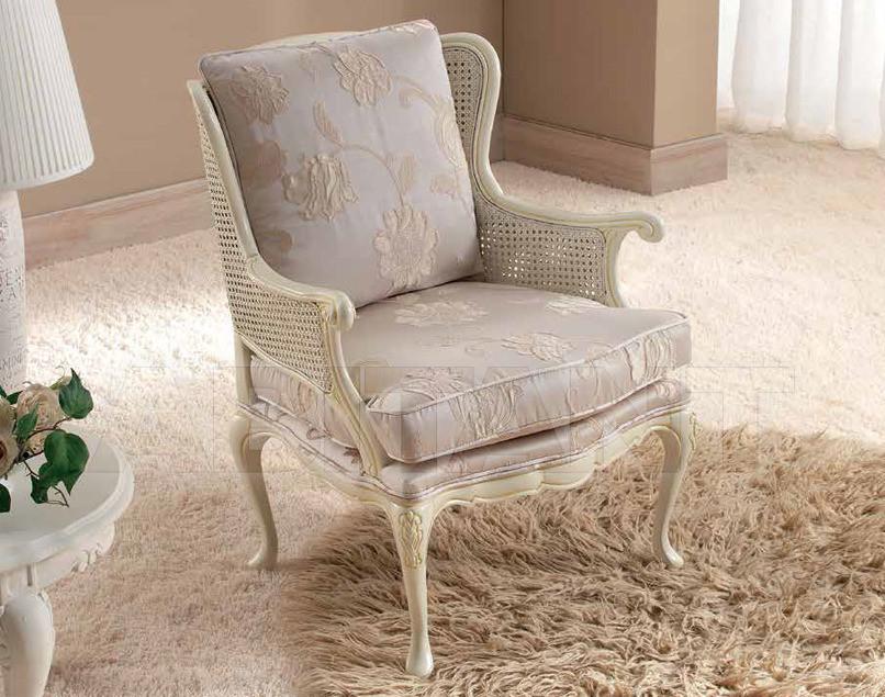 Купить Кресло Gold Confort Claire Claire POLTRONE white