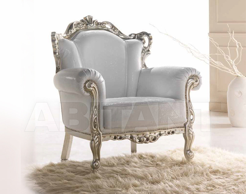 Купить Кресло Gold Confort Queen Queen POLTRONE white