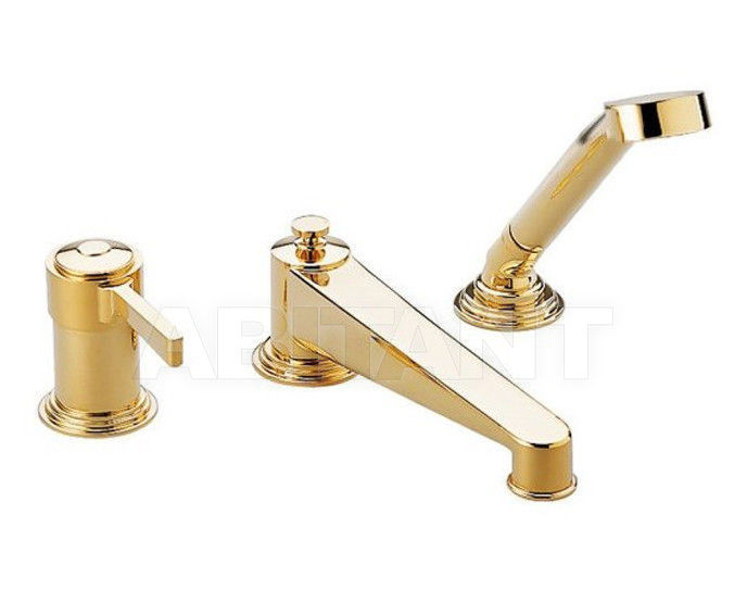 Купить Смеситель для ванны THG Bathroom G2T.113BSG Faubourg métal