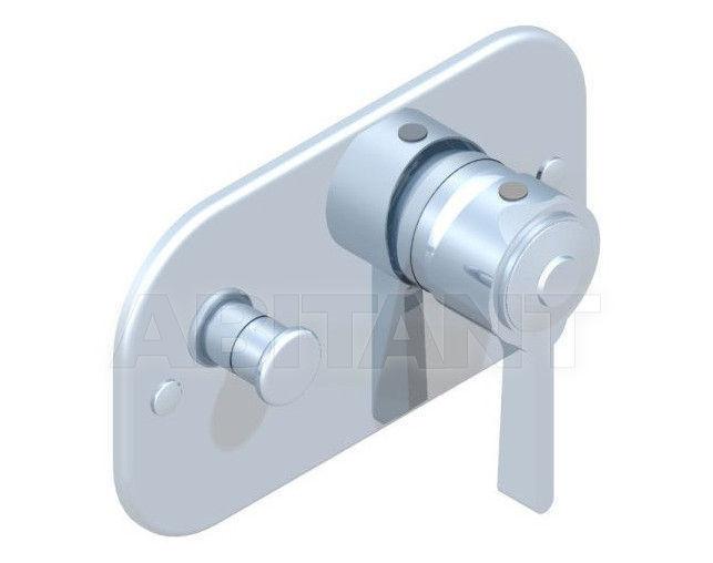 Купить Встраиваемые смесители THG Bathroom G2T.6550 Faubourg métal