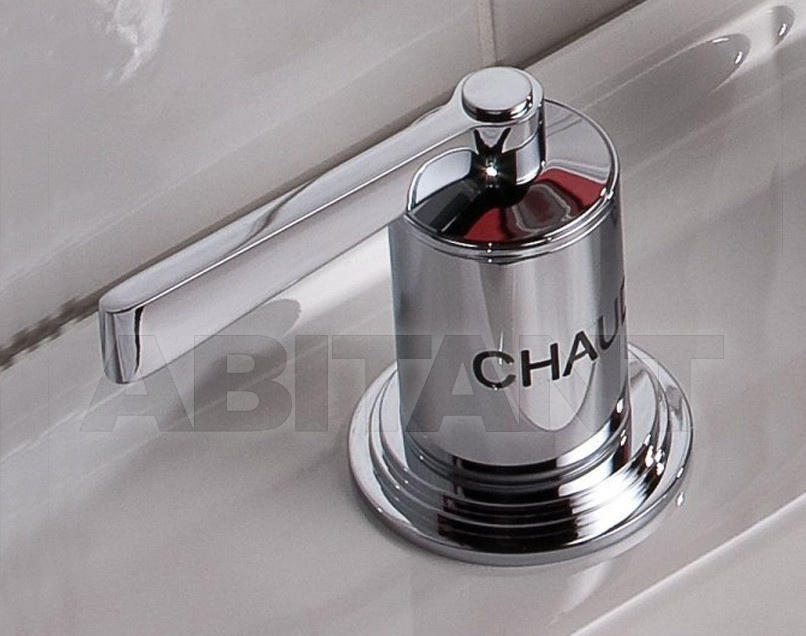 Купить Вентиль THG Bathroom G2U.36/H Faubourg metal with lever
