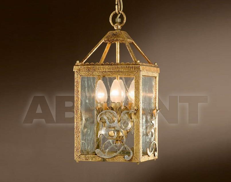Купить Подвесной фонарь Passeri International Cristallo 7615/4