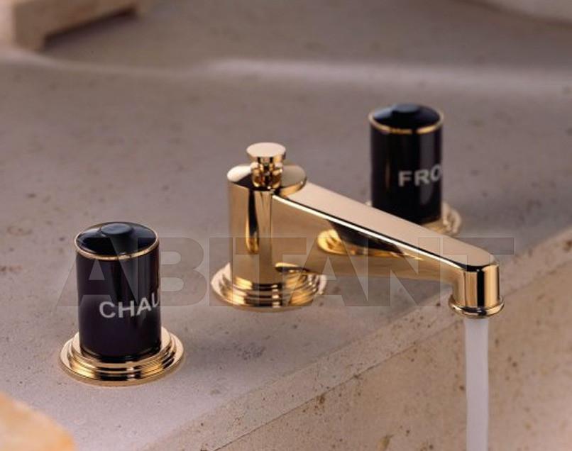 Купить Смеситель для раковины THG Bathroom G2L.151M Faubourg black porcelain