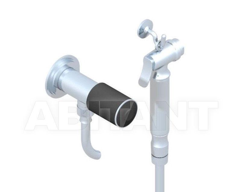 Купить Гигиенический душ THG Bathroom G2L.5840/8 Faubourg black porcelain