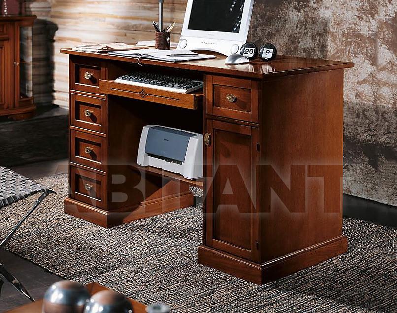 Купить Стол компьютерный GIULIACASA By Vaccari International Naturalmente Classici 4/G