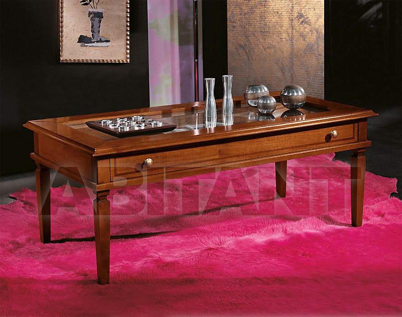 Купить Столик журнальный Vaccari International Naturalmente Classici 920/G