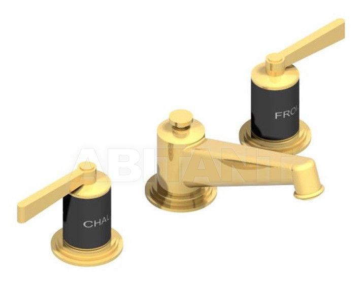 Купить Смеситель для раковины THG Bathroom G2M.152 Faubourg black porcelain with lever