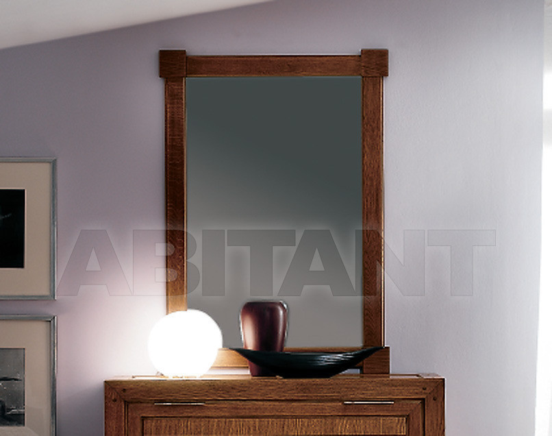 Купить Зеркало настенное Vaccari International Olga Night EC-033