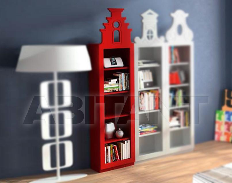 Купить Шкаф детский Coim Amarcord AMC0802 red