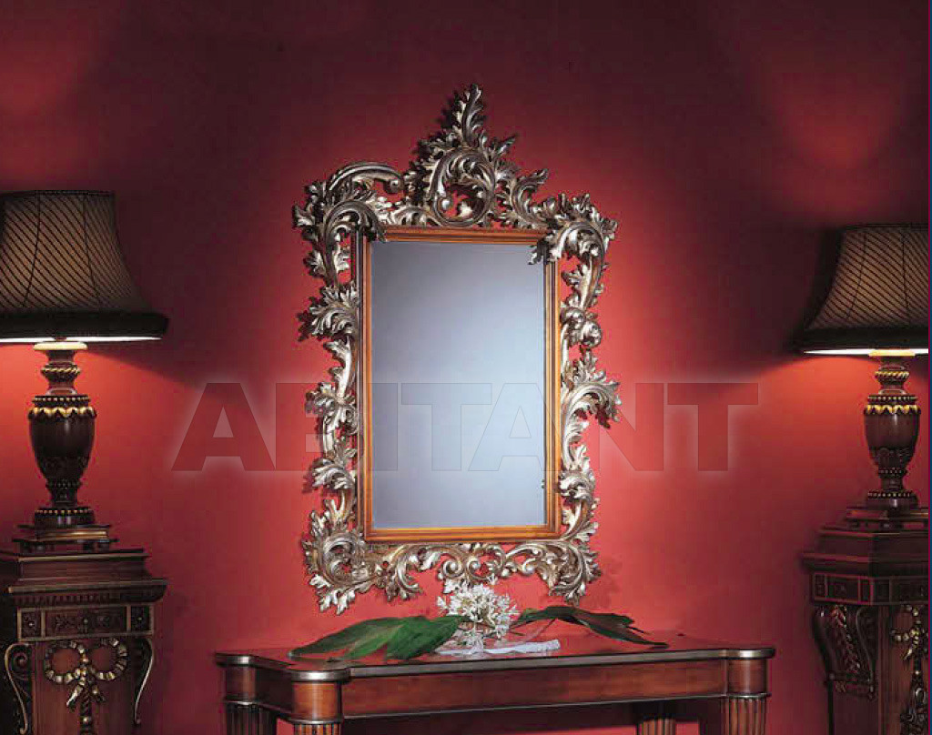 Купить Зеркало настенное Paolo Lucchetta & C. snc Complements MR.085.01 2