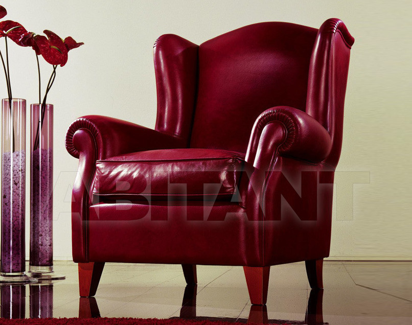 Купить Кресло Pigoli Salotti Classici BIZET Poltrona