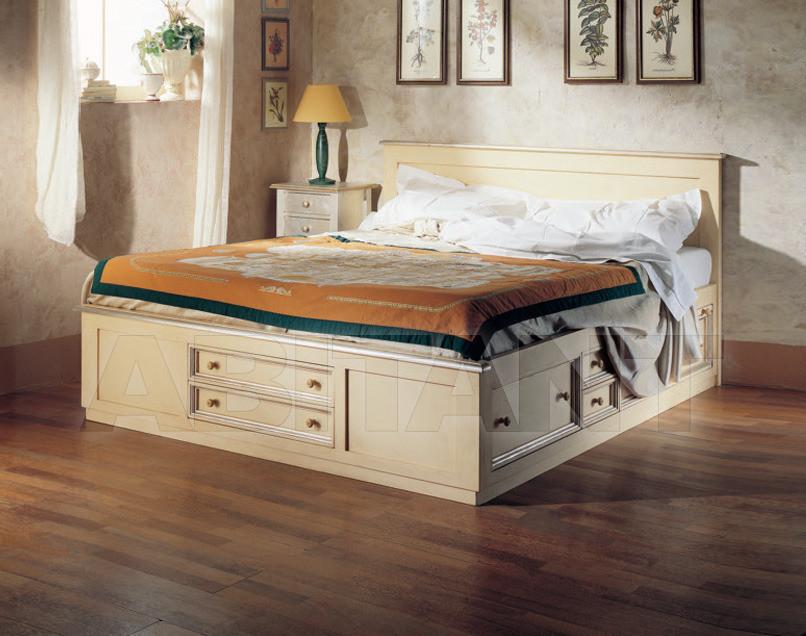 Купить Кровать Tiferno Mobili Cantico Ligneo 2949