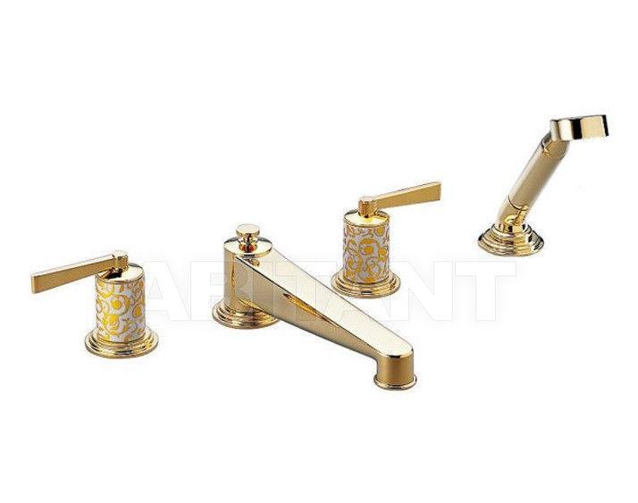 Купить Смеситель для ванны THG Bathroom G2P.112BSG Froufrou with lever