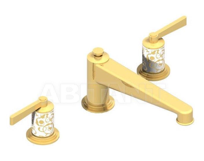 Купить Смеситель для раковины THG Bathroom G2P.25SG Froufrou with lever