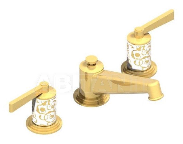 Купить Смеситель для раковины THG Bathroom G2P.152 Froufrou with lever