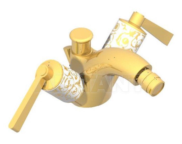 Купить Смеситель для биде THG Bathroom G2P.3205/202 Froufrou with lever