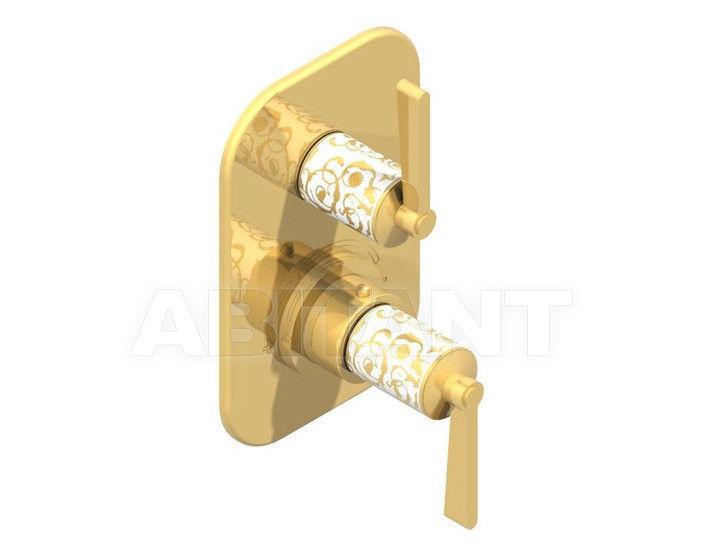 Купить Смеситель термостатический THG Bathroom G2P.5300B Froufrou with lever