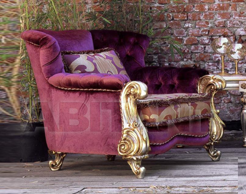 Купить Кресло Pigoli Salotti Glamour ORCHIDEA Poltrona
