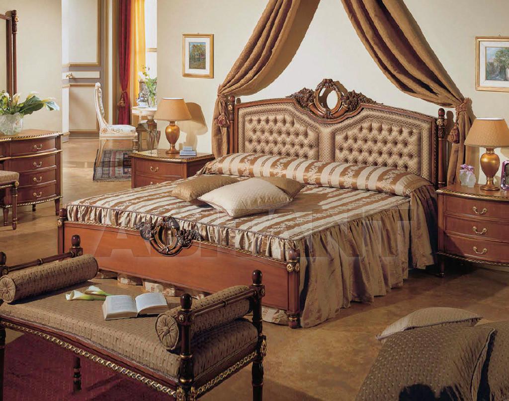 Купить Кровать Paolo Lucchetta & C. snc Milly BD.041.01