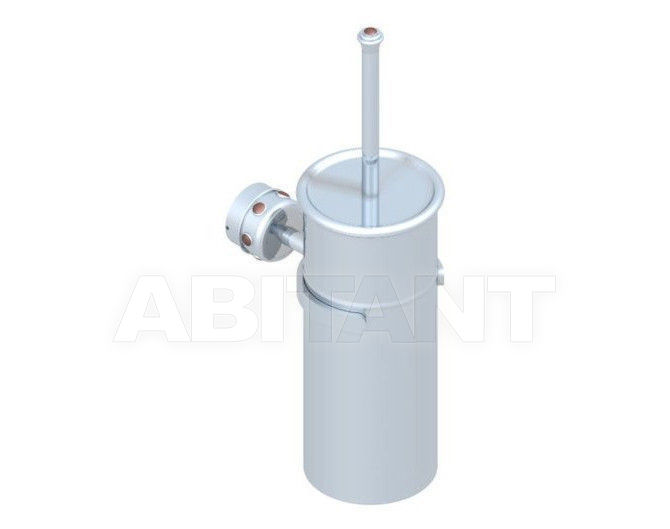 Купить Щетка для туалета THG Bathroom A1L.4720C Amboise red Jasper