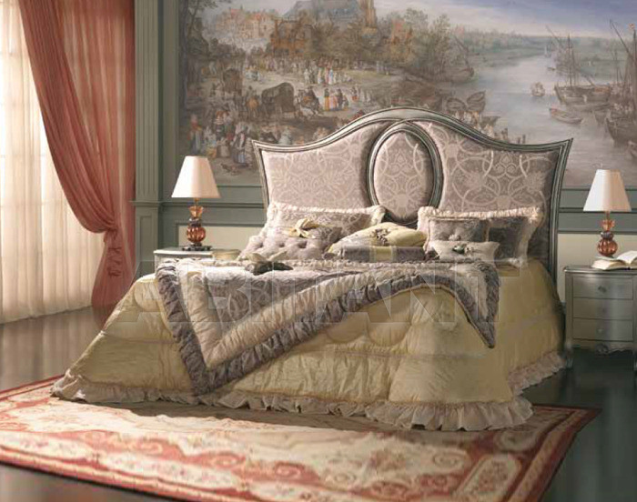 Купить Кровать INGRID Elle Salotti International srl Romantic Collection 2011 INGRID LETTO