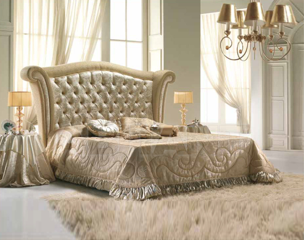 Купить Кровать ANASTASIA Elle Salotti International srl Romantic Collection 2011 ANASTASIA LETTO