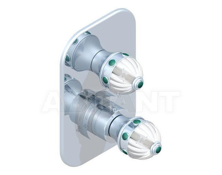 Купить Смеситель термостатический THG Bathroom A1J.5300B Amboise Malachite
