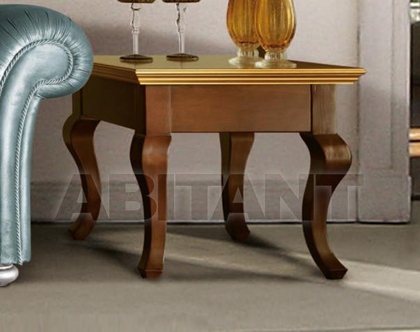Купить Столик приставной Salotti de Angelli International S.R.L. Classico FLORA
