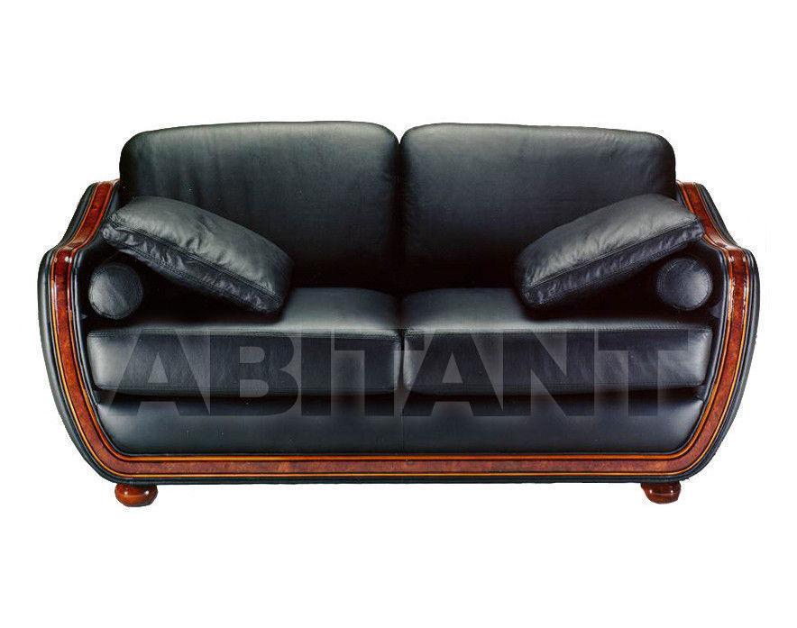 Купить Диван ALTHEA Elle Salotti International srl Neo Classic ALTHEA DIVANO 2 POSTI P E L L E 1