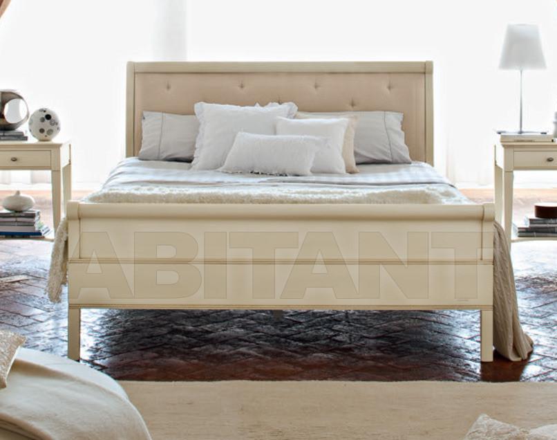 Купить Кровать Le Fablier  Le Gemme 166 SILICIO