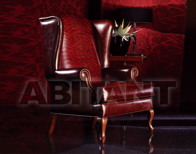 Купить Кресло Pigoli Salotti Upper-class Big ben Poltrona